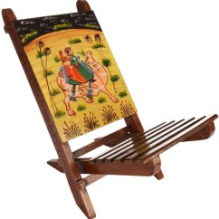 Baby Bamboo Chair Oak Fabric Dining Chairs Rajrang Ethnic Price In India Buy Finish Color Mustard Yellow