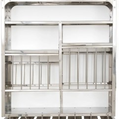 Metal Kitchen Rack Knotty Pine Cabinets Bharat 30 X Stainless Steel Price In India Buy