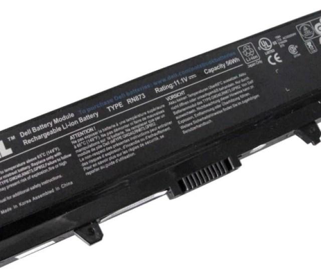Dell Inspiron  1546 Y823g X284g Orignal Battery 6