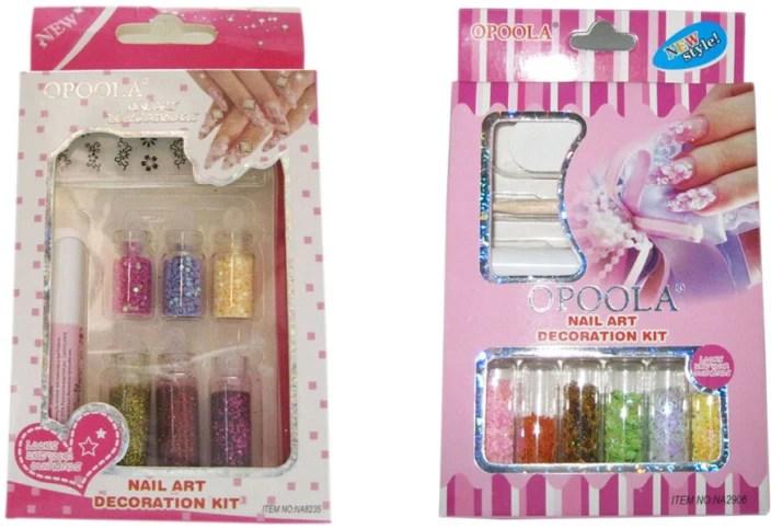 Opoola Nail Art Decoration Kit In India
