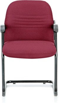 Featherlite Bodyline VA1 Fabric Office Visitor Chair Price ...