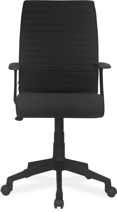 revolving chair thames la z boy martin big tall executive office brown nilkamal leatherette arm price in india buy black