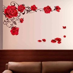 Large Wall Stickers For Living Room India Big Design Aquire Extra Sticker Price In Buy Pack Of 1