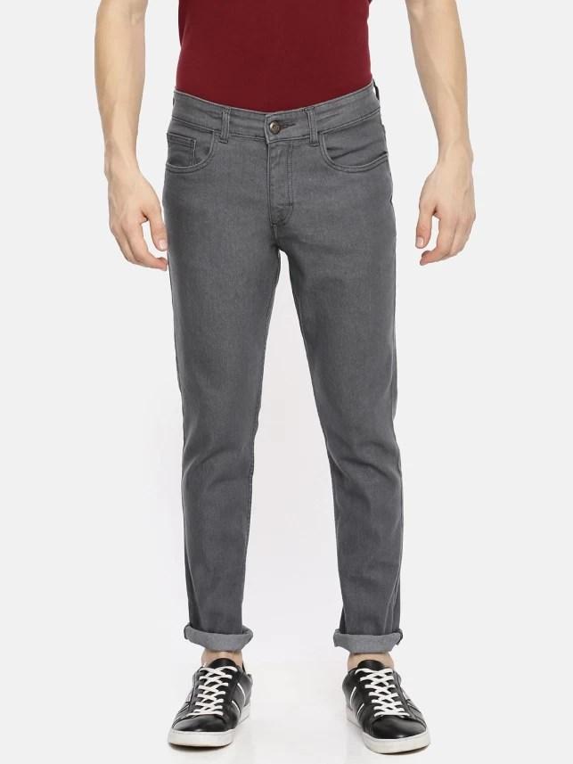 The Indian Garage Co Slim Men Grey Jeans Buy The Indian Garage Co Slim Men Grey Jeans Online At Best Prices In India Flipkart Com