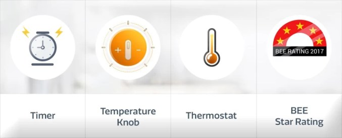 Energy Saving Features