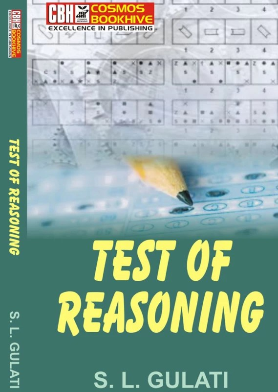 Test of Reasoning 1 Edition(English, Paperback, Gulati Sl)