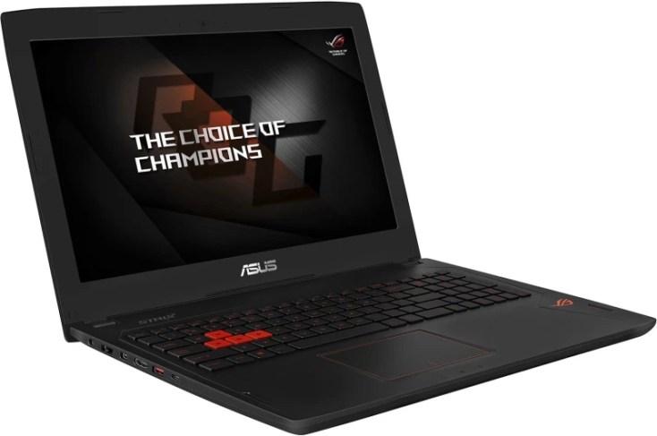 Asus ROG Strix Core i7 6th Gen - (16 GB/1 TB HDD/256 GB SSD/Windows 10 Home/6 GB Graphics) GL502VT-FY026T Gaming Laptop(15.6 inch, Metallic Black, 2.2 Kg kg)