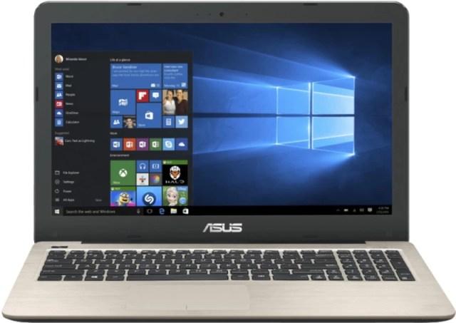 Asus R558UQ Core i5 7th Gen - (4 GB/1 TB HDD/DOS/2 GB Graphics) DM540D Laptop(15.6 inch, Matt Golden, 2.20 kg)