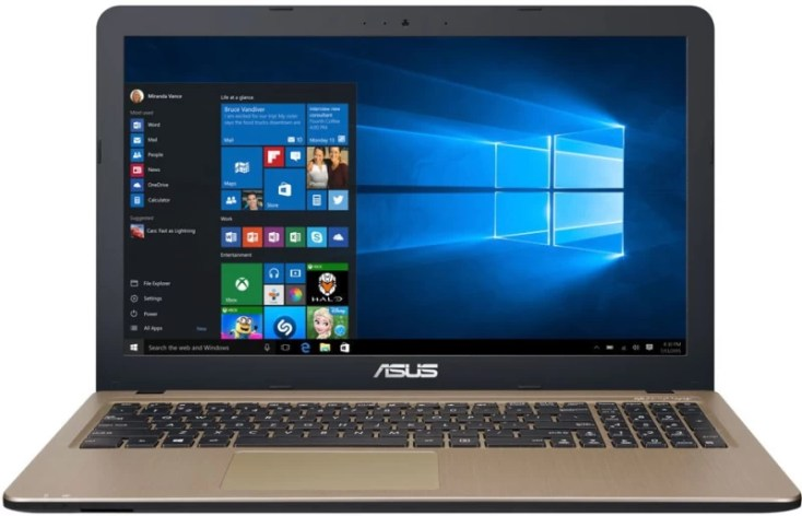 Asus A540LJ Core i3 5th Gen - (4 GB/1 TB HDD/DOS/2 GB Graphics) A540LJ-DM325D Laptop(15.6 inch, Chocolate Black With Hairline Texture, 1.9 kg)