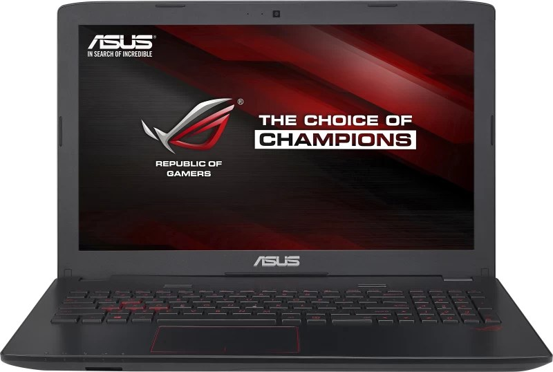 Asus ROG Core i7 6th Gen - (16 GB/1 TB HDD/128 GB SSD/Windows 10 Home/4 GB Graphics) CN430T Gaming Laptop(15.6 inch, Grey, 2.55 kg)