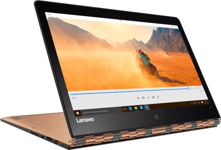 Lenovo Core i7 6th Gen - (8 GB/512 GB SSD/Windows 10 Home) Yoga 900 2 in 1 Laptop(13.3 inch, Gold, 1.3 kg)