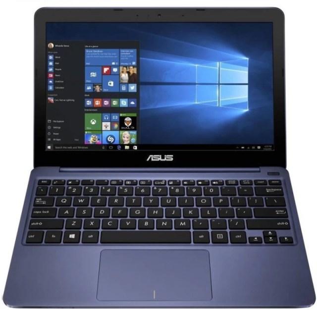Asus EeeBook Atom - (2 GB/32 GB EMMC Storage/Windows 10 Home) E200HA-FD0004TS Laptop(11.6 inch, Dark Blue, 0.98 kg)