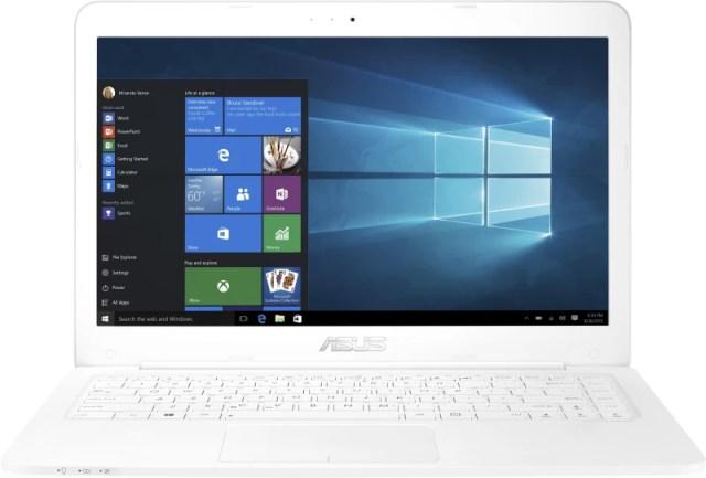Asus Pentium Quad Core 4th Gen - (2 GB/500 GB HDD/Windows 10 Home) E402MA-WX0044T Laptop(14 inch, White, 1.65 kg)