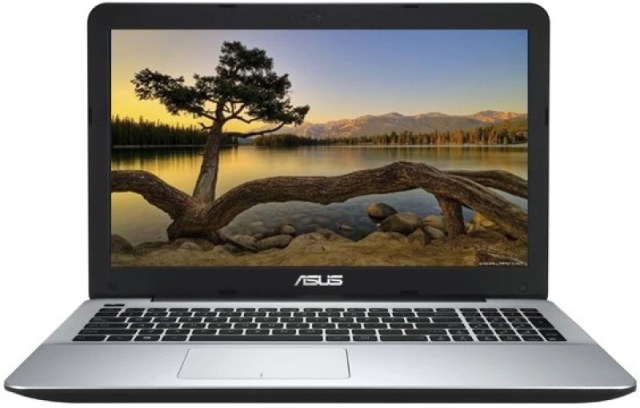 Asus A Series Core i3 5th Gen - (4 GB/1 TB HDD/DOS) XX2064D Laptop(15.6 inch, Black, 2.3 kg)