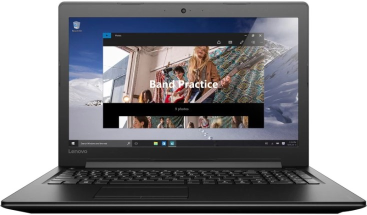 Lenovo 310 Core i5 6th Gen - (8 GB/1 TB HDD/Windows 10 Home/2 GB Graphics) IP 310 Laptop(15.6 inch, Black, 2.2 kg)