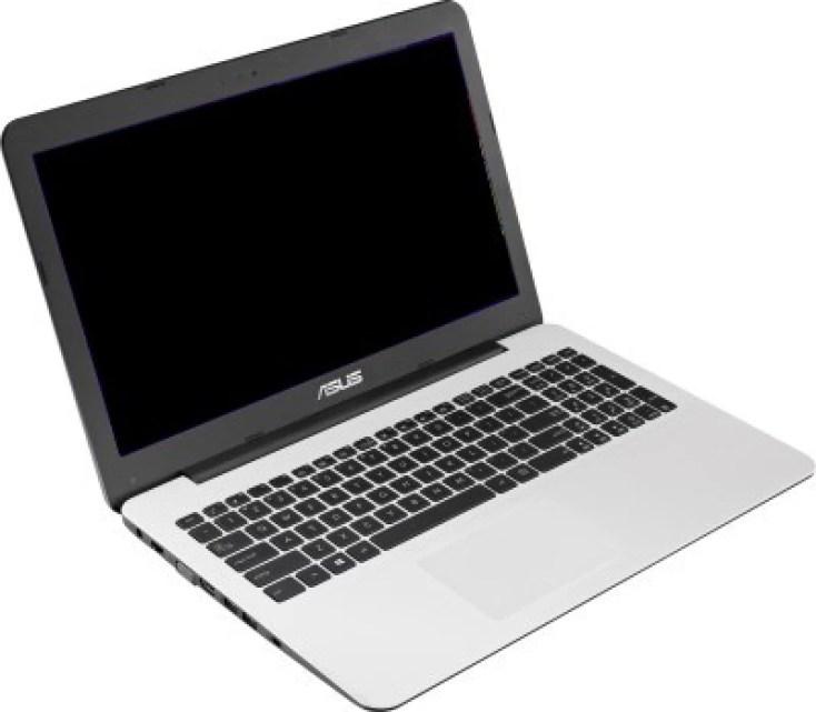 Asus X555LA Core i5 4th Gen - (4 GB/500 GB HDD/DOS) X555LA-XX189D Laptop(15.6 inch, Glossy White, 2.3 kg)