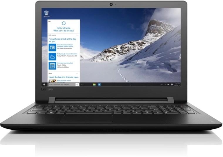 Lenovo Core i3 6th Gen - (4 GB/1 TB HDD/Windows 10 Home/2 GB Graphics) Ideapad 110 Laptop(15.6 inch, Black, 2.2 kg)