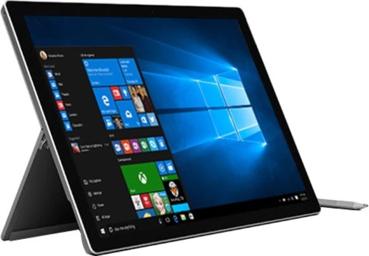 Microsoft Surface Pro 4 Core i5 6th Gen - (8 GB/256 GB SSD/Windows 10 Home) 1724 2 in 1 Laptop(12.3 Inch, Silver, 0.78 kg)