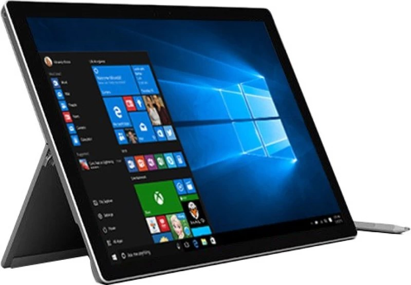 Microsoft Surface Pro 4 Core i5 6th Gen - (8 GB/256 GB SSD/Windows 10 Home) 1724 2 in 1 Laptop(12.3 Inch, Silver, 0.78 kg)