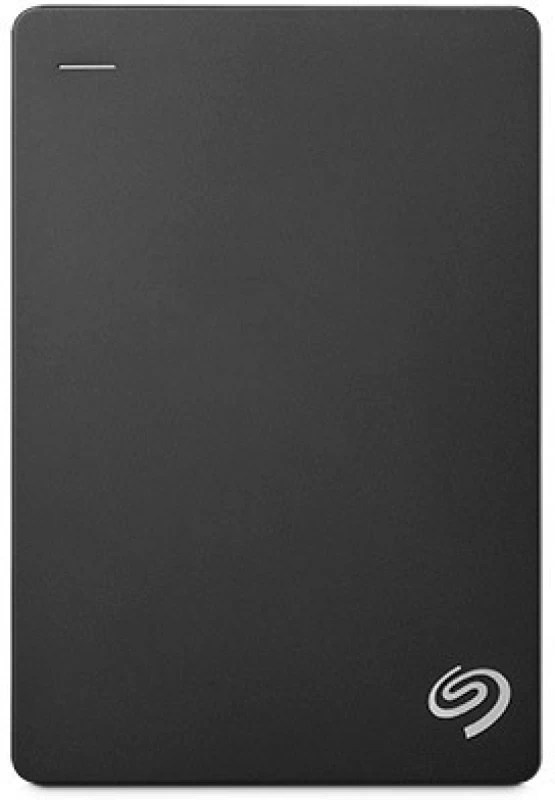 Seagate Backup Plus 4 TB Wired External Hard Disk Drive(Black, Mobile Backup Enabled)