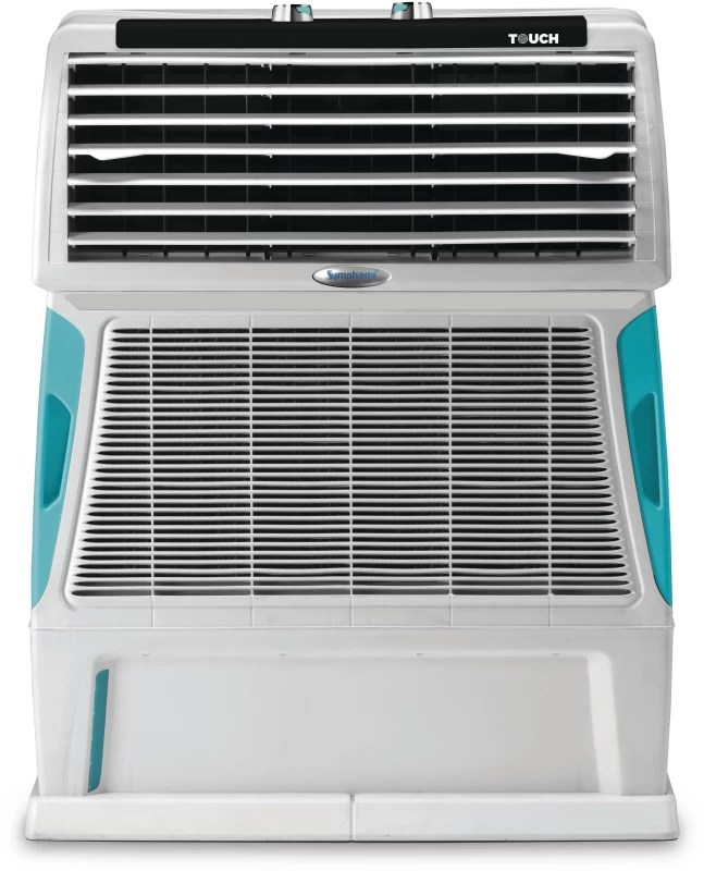 Symphony Touch 55 Room Air Cooler(White, 55 Litres)