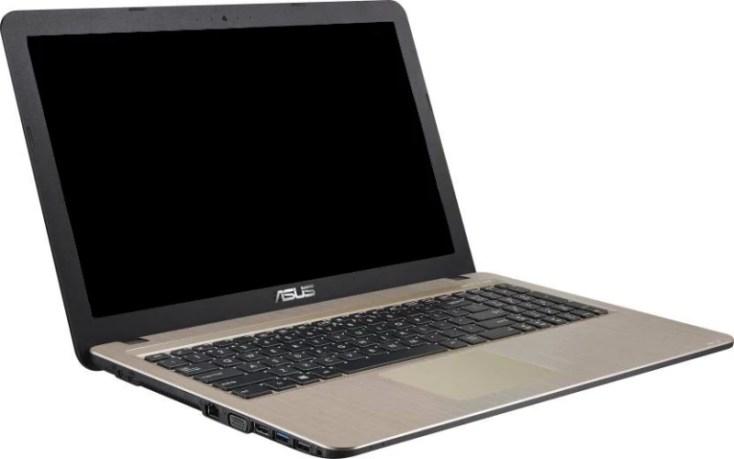 Asus X Series APU Quad Core E2 - (4 GB/1 TB HDD/DOS) X540YA-XO290D Laptop(15.6 inch, Black, 2 kg)