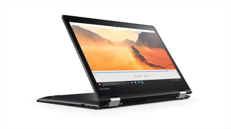 Lenovo Yoga 510 Core i3 6th Gen - (4 GB/1 TB HDD/Windows 10 Home) Yoga 510 2 in 1 Laptop(14 inch, Black, 1.73 kg)