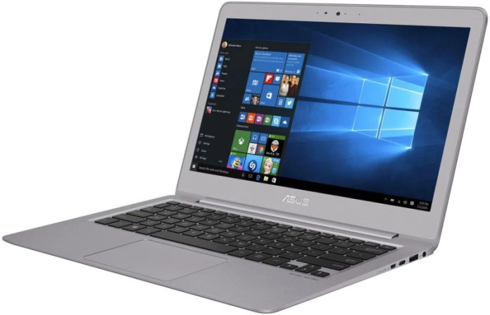 Asus Zenbook Series Core i5 7th Gen - (8 GB/512 GB SSD/Windows 10 Home) UX330UA-FB132T Thin and Light Laptop(13.3 inch, Grey, 1.2 kg)