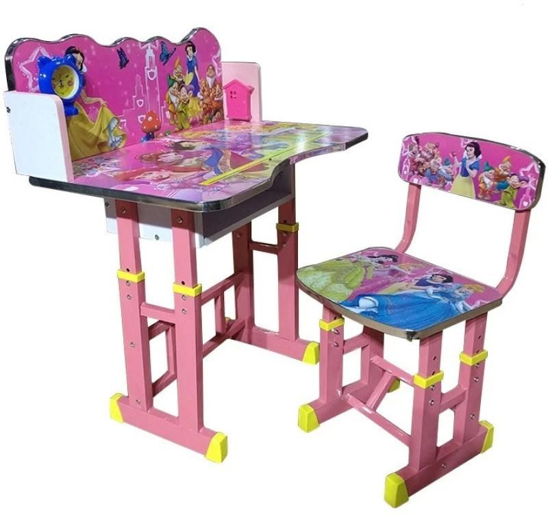 buy lakdi princess study kids desk & chair setlakdi