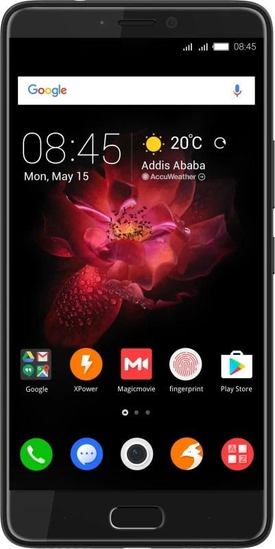 Infinix Note 4 (Milan Black, 32 GB)(3 GB RAM)