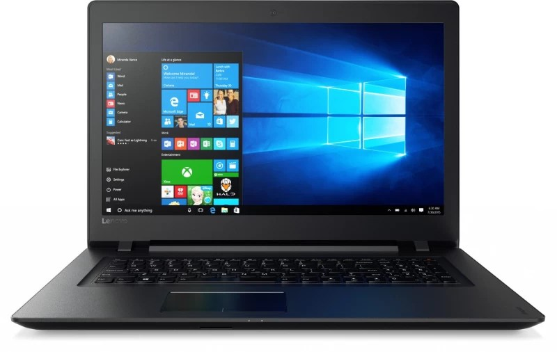 Lenovo V series Core i3 6th Gen - (4 GB/1 TB HDD/DOS) v110 Notebook(15.5 inch, Black, 1.9 kg)