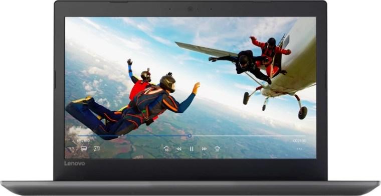 Lenovo Core i3 6th Gen - (4 GB/1 TB HDD/Windows 10 Home) IP 320 Notebook(15.6 inch, Black, 2.2 kg)