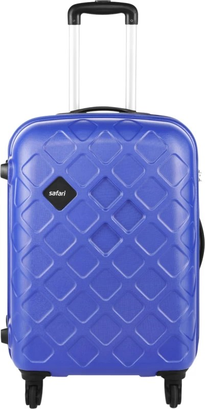 Safari Mosaic Check-in Luggage - 31 inch(Blue)