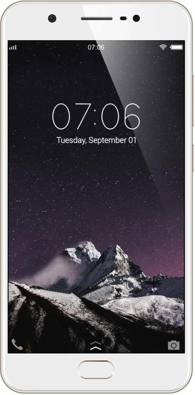 VIVO Y69 (Gold, 32 GB)(3 GB RAM)