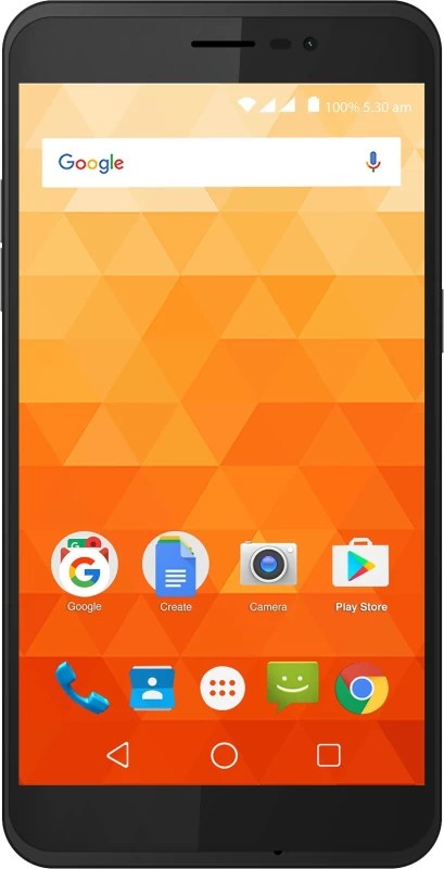 Panasonic P77 (Grey, 16 GB)(1 GB RAM)
