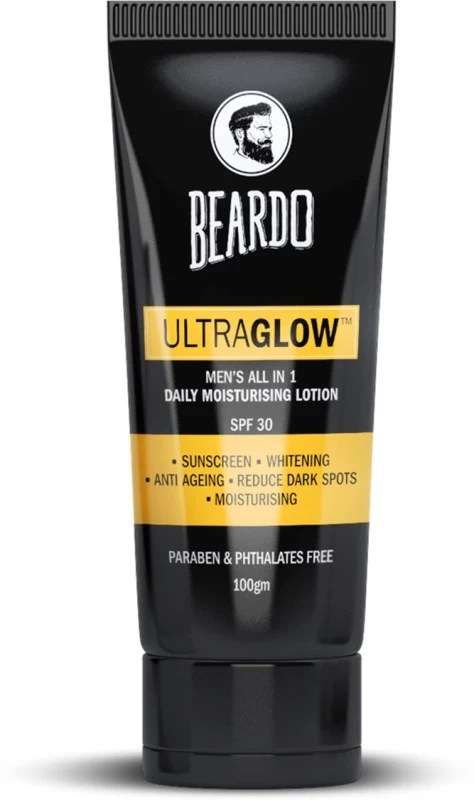Beardo Ultraglow All In 1 Men'S Face Lotion(100 g)
