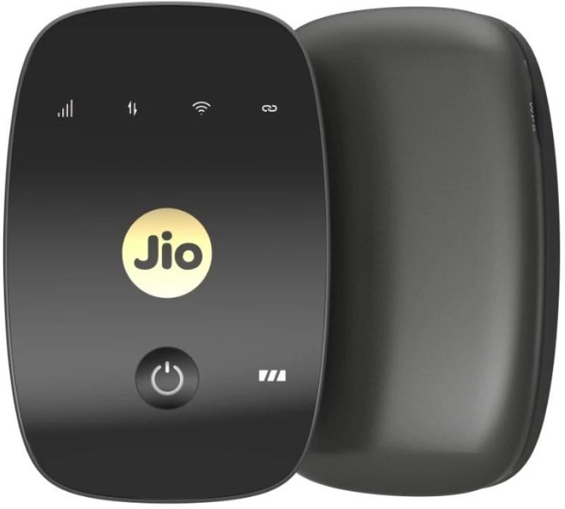JioFi M2S Wireless Data Card(Black)