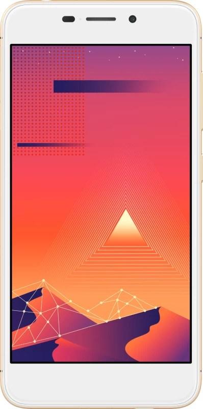 Panasonic Eluga I5 (Gold, 16 GB)(2 GB RAM)