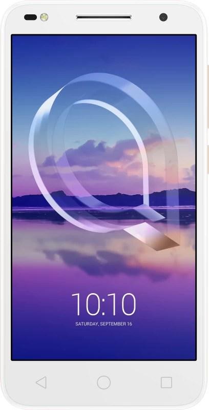 Alcatel U5 HD (Metallic Gold, 16 GB)(2 GB RAM)
