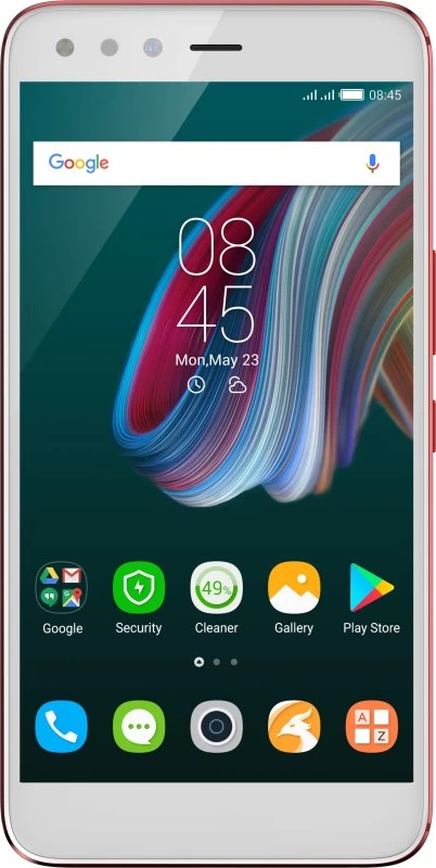 Infinix Zero 5 (Bordeaux Red, 64 GB)(6 GB RAM)