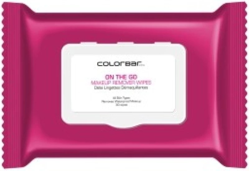Colorbar Wipes Makeup Remover(30 g)