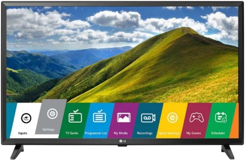 LG 80cm (32 inch) HD Ready LED TV(32LJ542D)