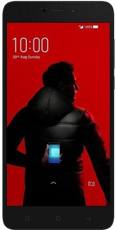 Coolpad Cool Play 6 (Sheen Black, 64 GB)(6 GB RAM)