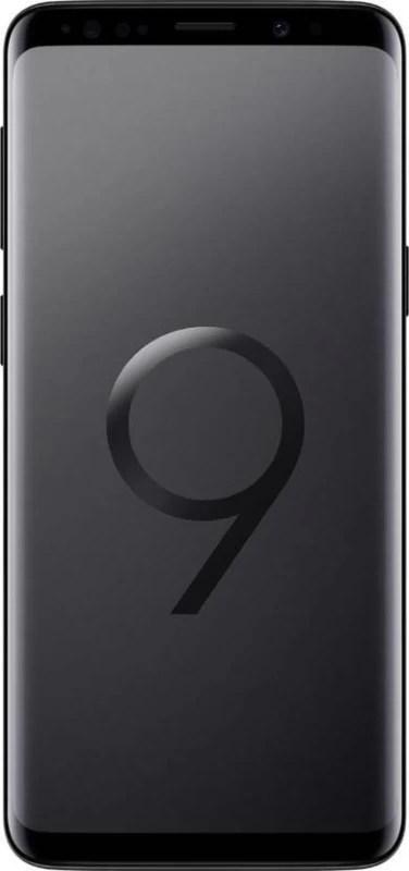Samsung Galaxy S9 Plus (Midnight Black, 128 GB)(6 GB RAM)