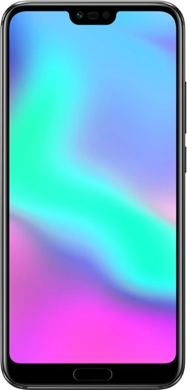 Honor 10 (Midnight Black, 128 GB)(6 GB RAM)