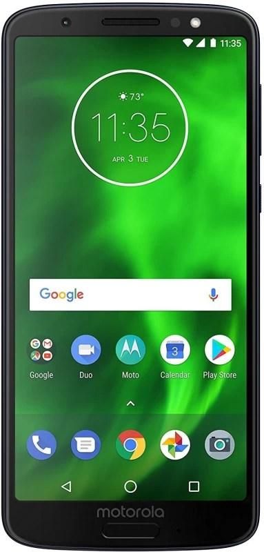 Moto G6 (Indigo Black, 32 GB)(3 GB RAM)