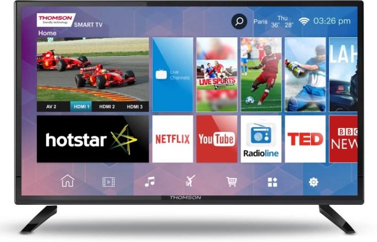 Thomson B9 Pro 80cm (32 inch) HD Ready LED Smart TV(32M3277/32M3277 PRO)
