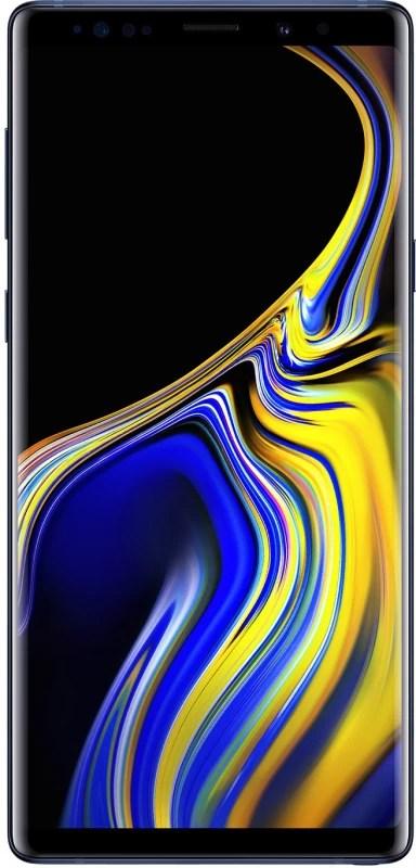 Samsung Galaxy Note 9 (Ocean Blue, 128 GB)(6 GB RAM)