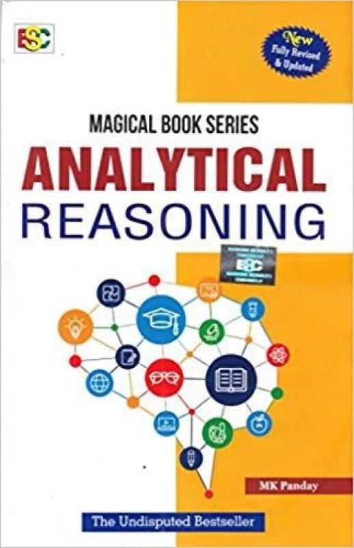 Analytical Reasoning New Revised Edition(English, Paperback, M. K. Pandey)