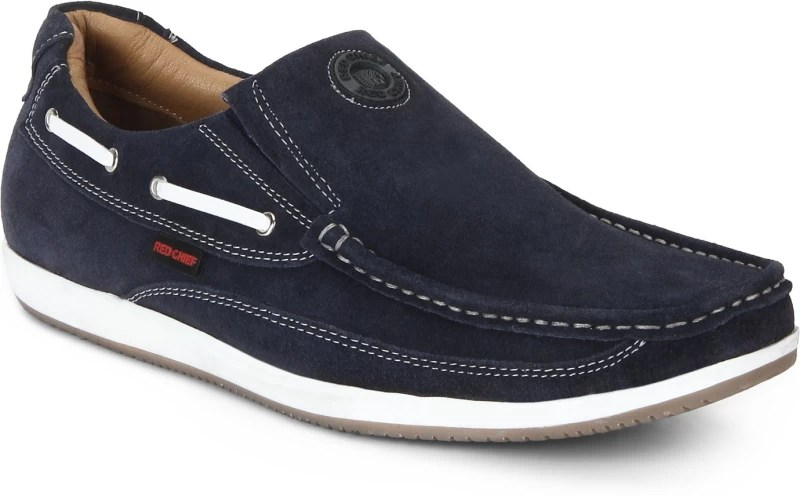 Red Chief RC3504 002 Casuals For Men(Blue)